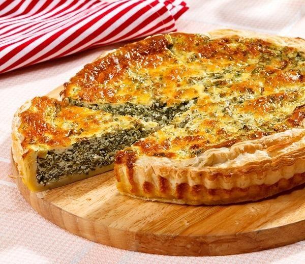 несладкие открытые пироги рецепты с фото крепкий