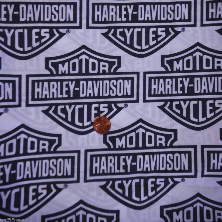 best 20+ harley davidson fabric ideas on pinterest | harley