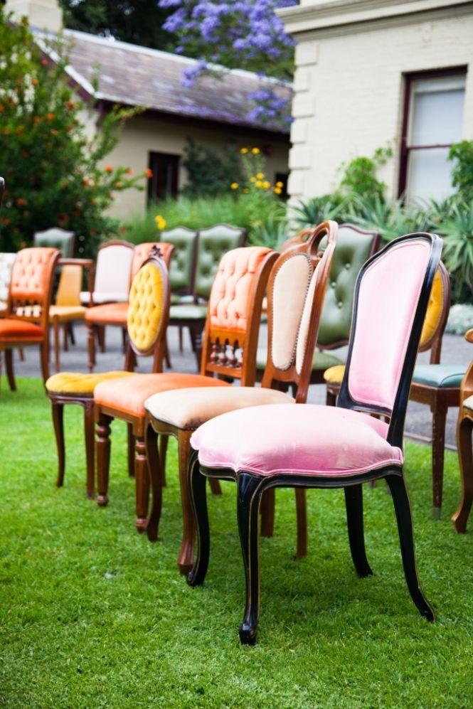 Vintage Bride ~ Vintage Chair Inspiration // Chairs from Good Day Rental [gooddayrentals.com.au] ~ [vintagebridemag.com.au] ~ #vintagebride #vintagewedding #vintagebridemagazine