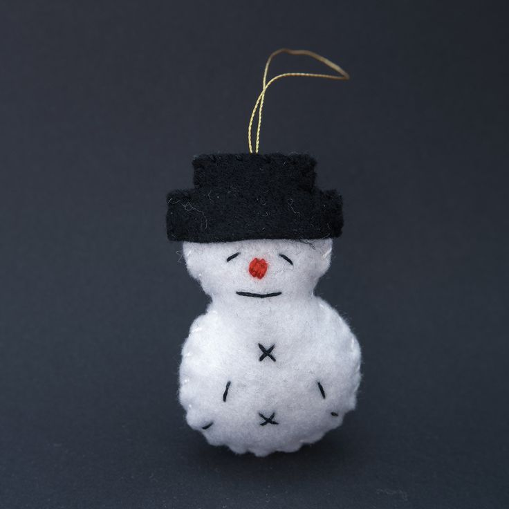 Innocent snowman - decor, decoration, christmas decors, snowmen decor, snowman ornament - by HalloweenOrChristmas on Etsy