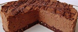 Čokoládový dort bez pečení