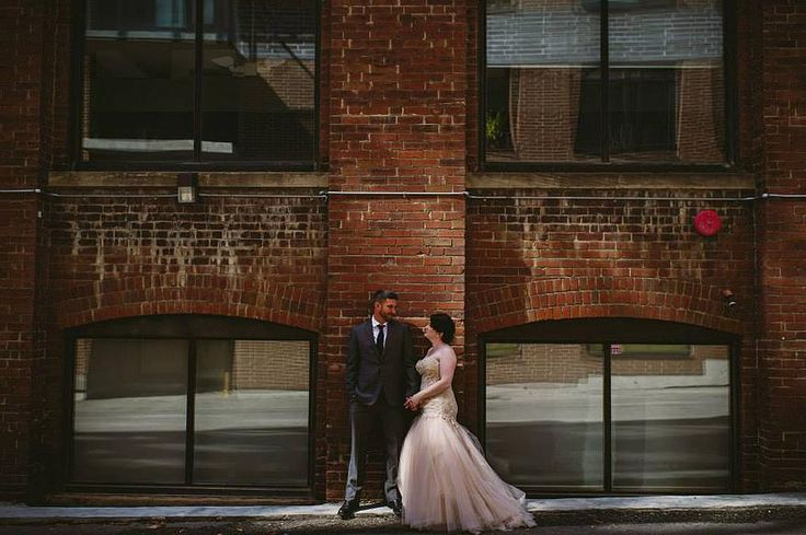 Brick and Bride.