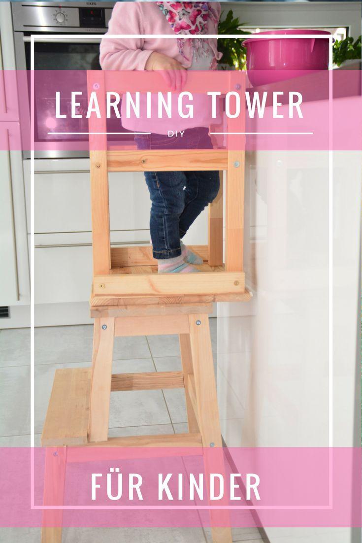 Learning Tower Selbst Bauen Unsere Anleitung Aus Ikea Mobeln Ikea Stuhl Ikea Stuhl Kinder Stuhle Fur Kinder