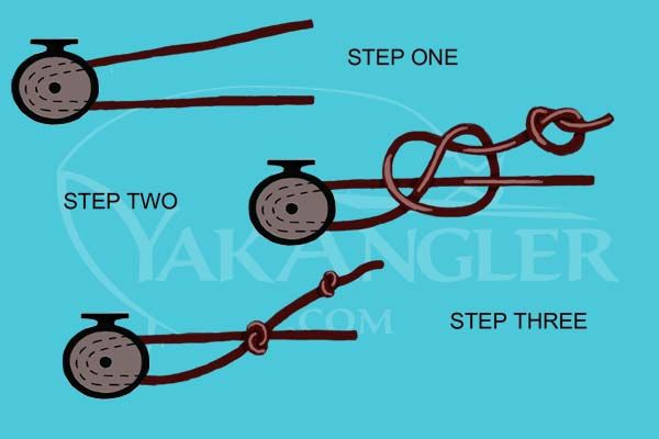 How to tie the Arbor Knot