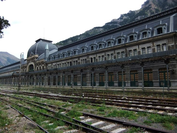 Canfranc Rail Station | 19 Of The Most Abandoned And Haunted Places On Earth