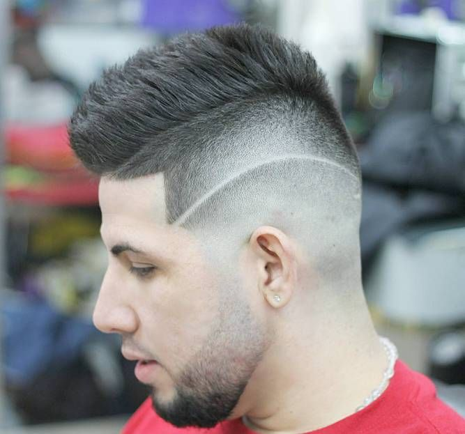 Taper Fade Haircut For Classical And Trendy Gentlemen ...