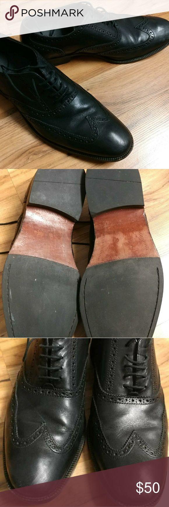 Men's Cole Haan dress shoes Gently used men's Cole Haan shoes, excellent condition Cole Haan Shoes Oxfords & Derbys