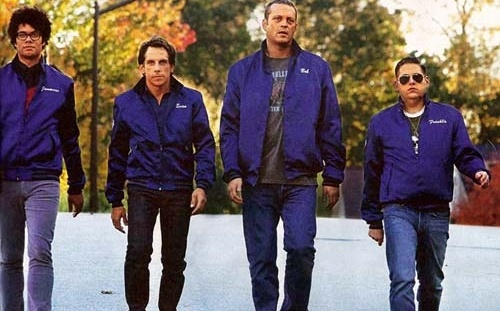 Suburban dads form a neighborhood watch group to get time away from their families, only to discover a plot to destroy Earth.