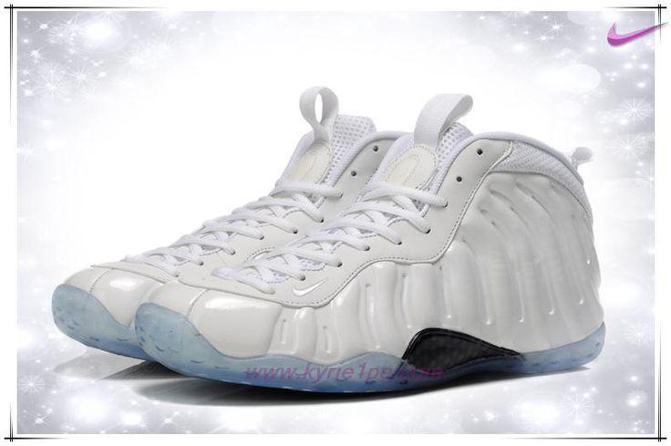 scarpe da basket Nero/All Bianco Nike Air Foamposite One