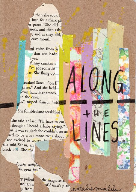 Sketchbook Project : The Cover by Natty Malik, via Flickr