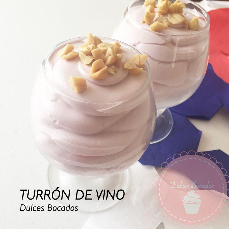 Turrón de vino, una receta chilena clásica.  BY Karen Anacona