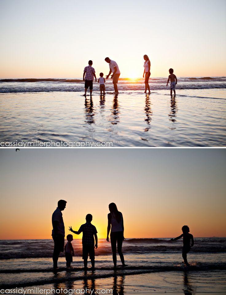 beach photo shoot is a must!