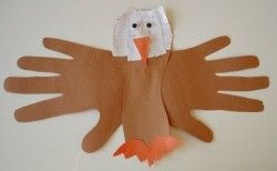 President's Day American Bald Eagle Craft