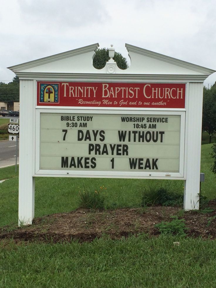 422 Best Images About Church Billboards On Pinterest