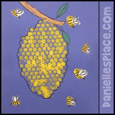 honeycomb cereal bee hive - Google Search