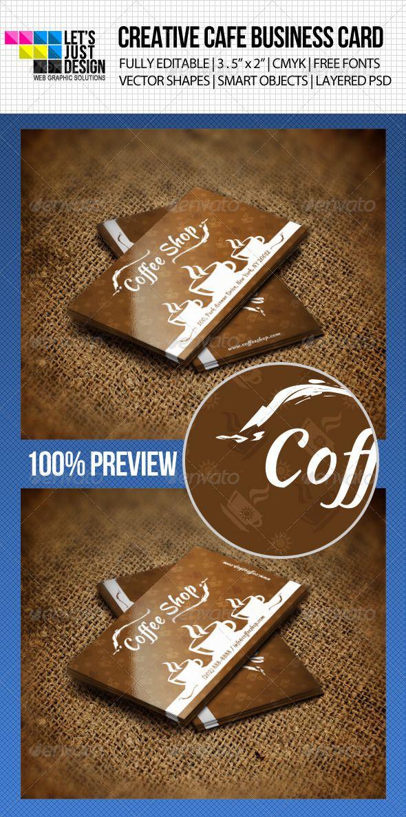 1470 best minimal business card design images on pinterest minimal creative cafe business card accmission Images