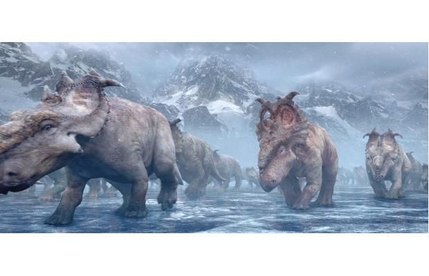 Movie review: Walking with Dinosaurs
