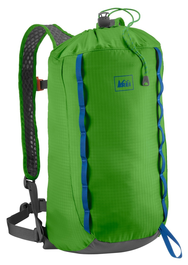 REI Flash 18 Pack - great day pack that dbls as a stuff sack.