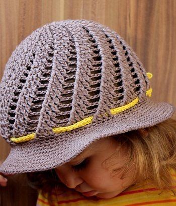 spirálový klobouček