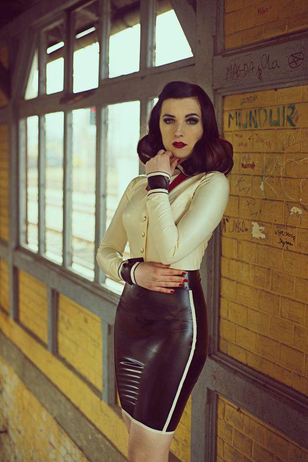 Elizabeth from BioShock by SilverWolfieShizuma | Cosplay ...