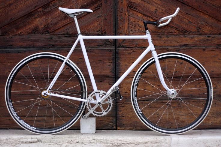 Bici a scatto fisso - Bici da corsa vintage
