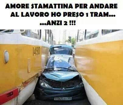 Prendo due tram