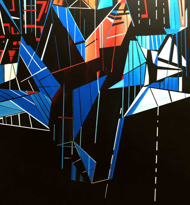 Yansıma - 3 (Reflection - 3) by Yağmur Turan - Tuval üzerine #Akrilik / #AcryliconCanvas - 148cm x 135cm  #gallerymak #sanat #soyut #resim #tablo #gununkaresi #gununfotografi #dekorasyon #evdekorasyon #soyutsanat #tasarım #stil #tasarim #contemporaryart #elyapimi #atolye #modernart #interiordesign #abstractart #artlife #oilpainting #painting #rkoi #artgallery #instaart #artoftheday #artwork #artlovers