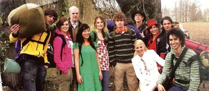 de cast van de film Het Pad der zeven zonden