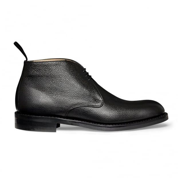 Cheaney Jackie III R | Men's Black Chukka Boot | Made in England