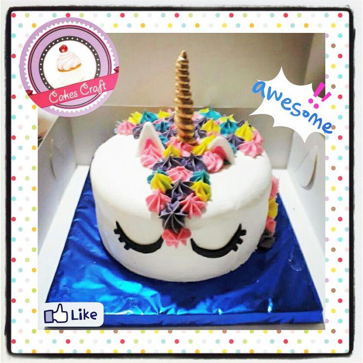 Unicornio Cake! / CID - 584 #tortatematica #barranquilla #cakestagram #uniautonoma #uniatlantico #uninorte #unilibre #unimetro  #hbd #cumpleaños #CakescraftKeados #cakeboss #cupcakewar #cakescraftbq #airsoft #halamadrid #jamesrodriguez10 #collagecostacaribe #enchufetv #aotronivel #unicorn #canalcaracol #velitas #7dediciembre #cuernos #7dic #unicornio