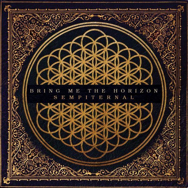 "Bring Me The Horizon ""Sempiternal"" Album, deluxe edition would be nice if available 😅"