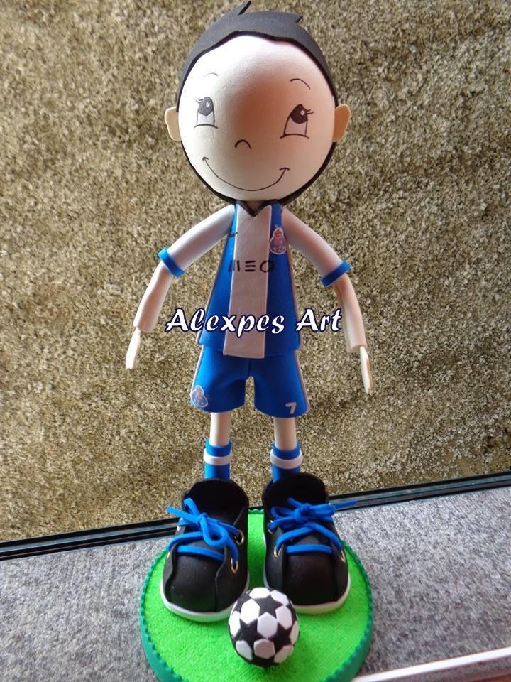 jogador futebol do porto em eva