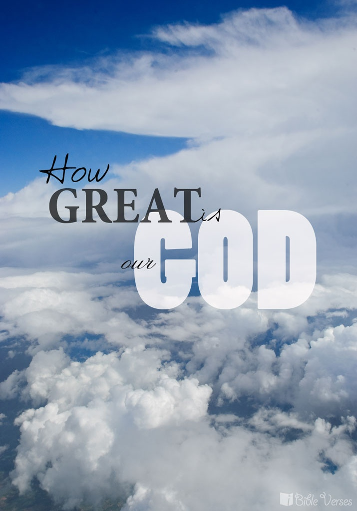how great is our god Sing how great is our god by chris tomlin with lyrics on karafun professional quality try it free.