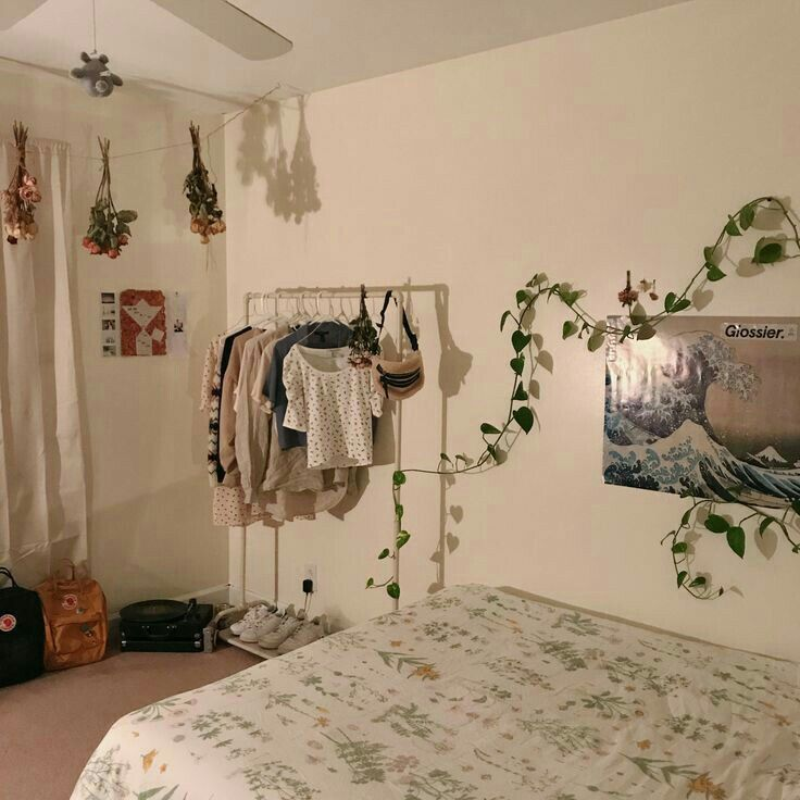 Aesthetic Bedroom Apartment