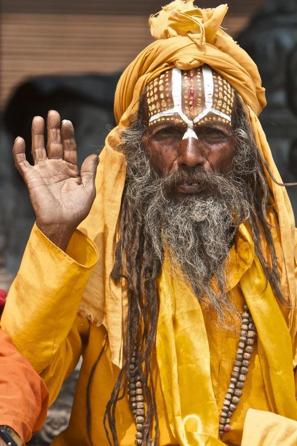 Sadhu de la India