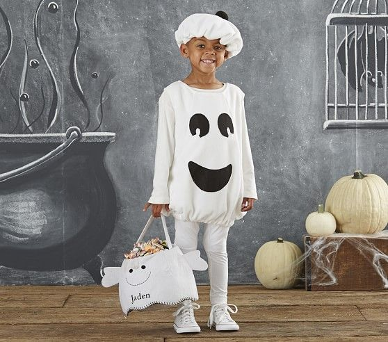Ghost Costume 2-3T | Pottery Barn Kids