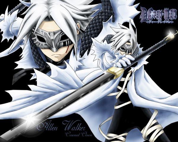 D-Gray Man - Allen Walker