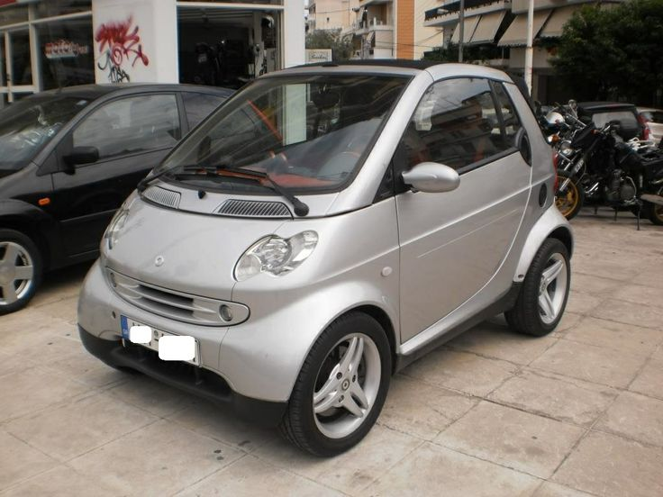 SMART FORTWO CABRIO 2005  FULL EXTRA