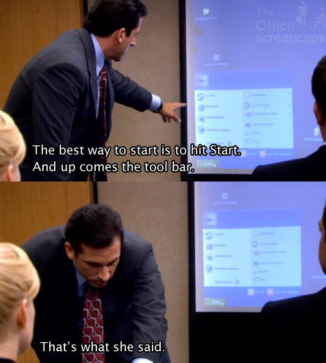 Image result for thats what she said the office