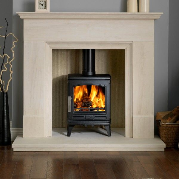 5kw Oakdale Multi Fuel Stove | Buy Traditional Multi Fuel Stoves Online | UK Stoves