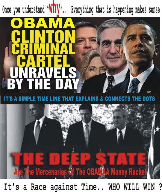 JOHN GAULTIER'S FEROCIOUS CONSERVATIVE BULLETIN: THE OBAMA CLINTON FBI DOJ CONNECTION. Once you und...