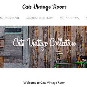 Unique vintage antique tea sets and by CatsVintageRoom on Etsy