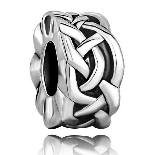 Pugster Interweaving Knot Spacer Beads Fit Pandora Chamilia Biagi Charms Bracelet Pugster. $8.01. Unthreaded European story bracelet design. Money-back Satisfaction Guarantee. Fit Pandora, Biagi, and Chamilia Charm Bead Bracelets. Pugster are adding new designs all the time. Free Jewerly Box