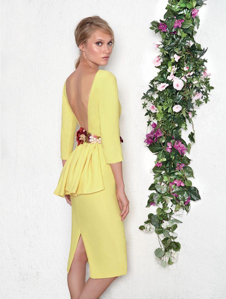Vestidos de Fiesta Matilde Cano ¡nueva colección 2017! - Vestidos de fiesta, vestidos para boda, Mass by Matilde Cano, colección 2017