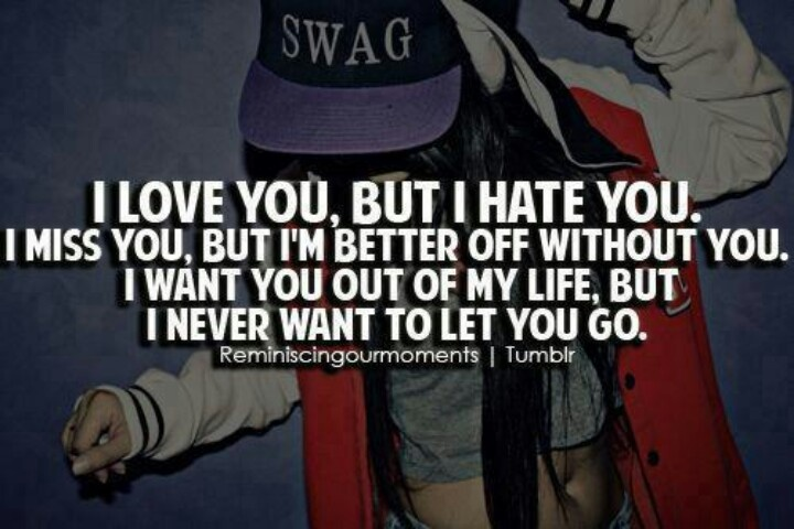 Hate That I Love You Quotes: 17 Best Ideas About I Hate Boys On Pinterest