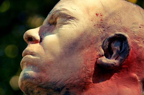 Sculpture at Grande Provence, Franschhoek, South Africa by Robin Brown #franschhoek
