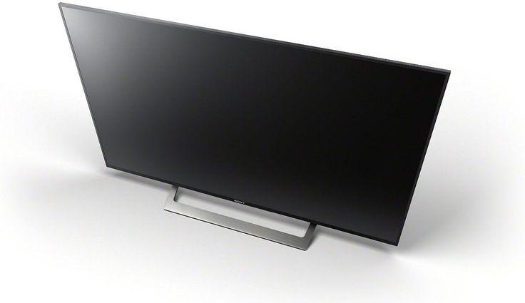 Sony XBR-49X800D 49 Ultra HD 4K HDR LED Motionflow XR 240 Smart HDTV XBR49X800D