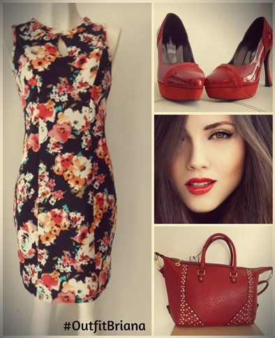 #Outfit #Perfecto para #Fashionistas de la #Moda   En #Briana #Queretaro