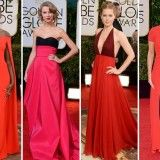 Ladies in red carpet των βραβείων Golden Globes | about ...