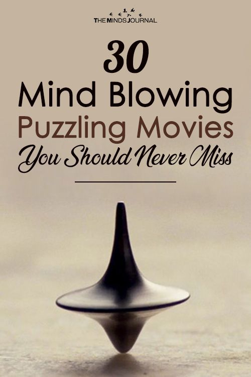 30 Mind Blowing Puzzling Movies You Should Never Miss